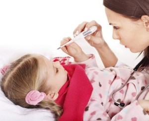 Субфебрильная температура может быть признаком болезни почек