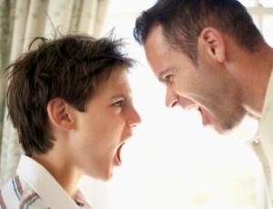 Агрессия - один из признаков наркомании