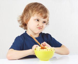 Плохой аппетит - один из симптомов глистов