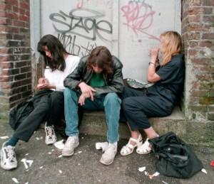 Проблема подростковой наркомании