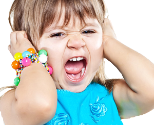 Ребенок ведет себя раздражительно