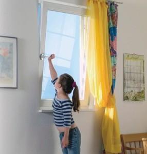 Необходимо обеспечить поступления свежего воздуха в комнату