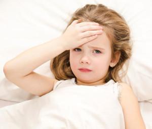 Слабый иммунитет - один из провоцирующих факторов