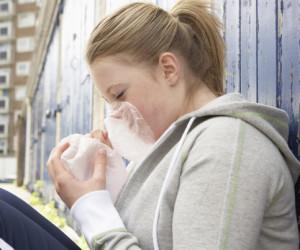 Токсикомания у подростков