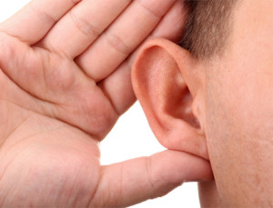 Слабослышащие дети