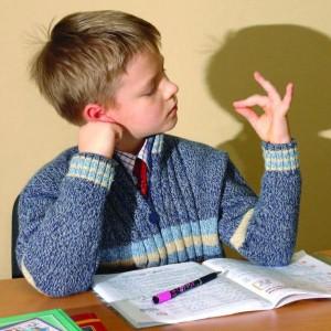 Ребенок не может концентрировать внимание