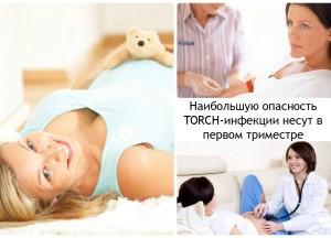 TORCH инфекции как причина патологии