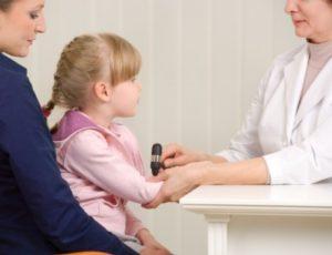 Консультация детского психиатра