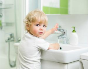 Важно мыть руки после пробуждения