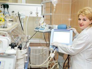 Аппарат для вентиляции легких