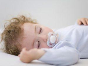 Здоровый сон малыша